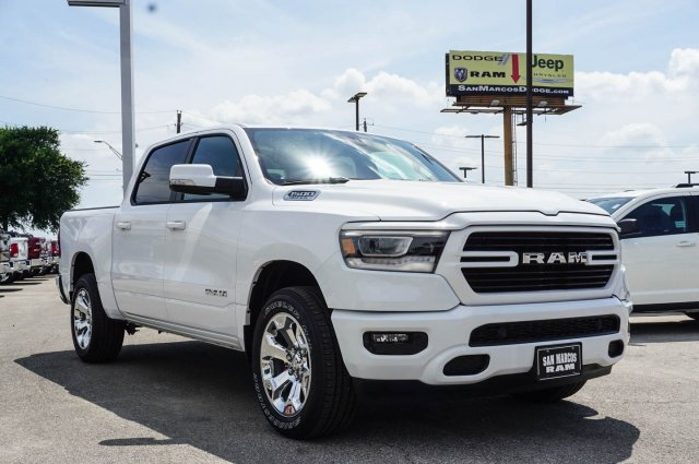 2019 Ram 1500 Crew Cab 4x4,  Pickup #C90027 - photo 7