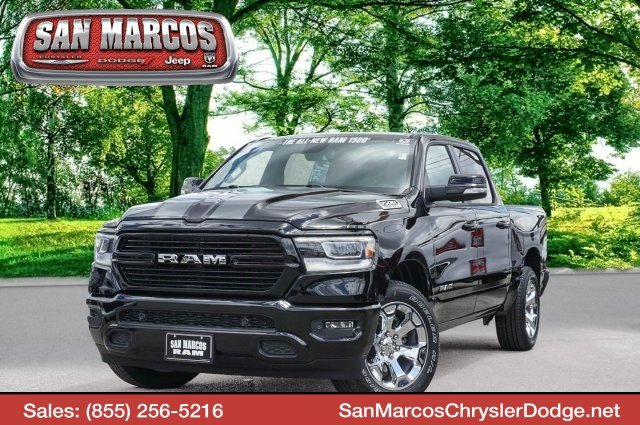 2019 Ram 1500 Crew Cab 4x4,  Pickup #C90028 - photo 1