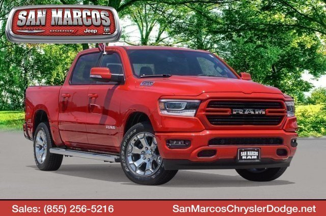 2019 Ram 1500 Crew Cab 4x2,  Pickup #C90077 - photo 1