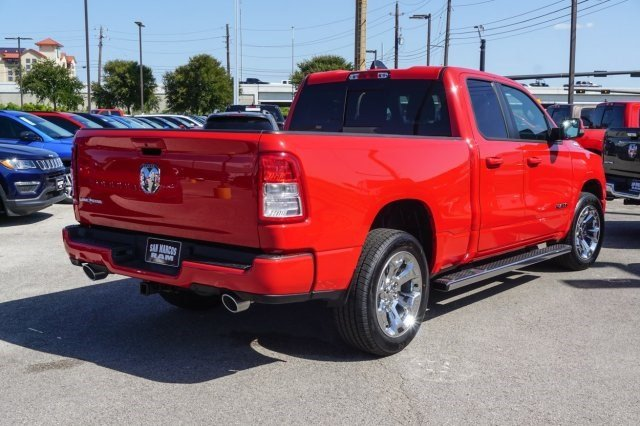 2019 Ram 1500 Quad Cab 4x2,  Pickup #C90174 - photo 2