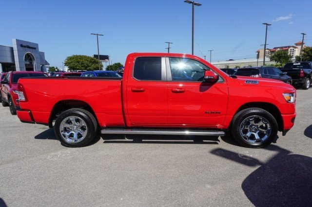 2019 Ram 1500 Quad Cab 4x2,  Pickup #C90174 - photo 7