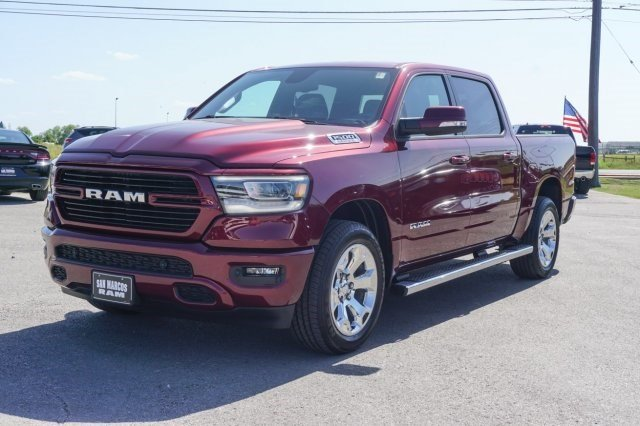 2019 Ram 1500 Crew Cab 4x2,  Pickup #C90183 - photo 4