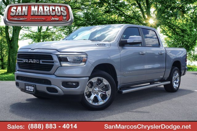 2019 Ram 1500 Crew Cab 4x2,  Pickup #C90187 - photo 1