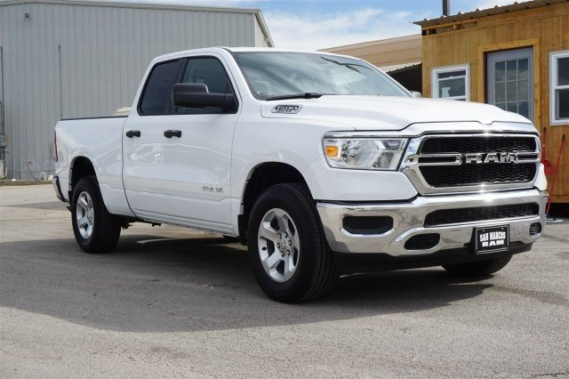 2019 Ram 1500 Quad Cab 4x4,  Pickup #C90196 - photo 4