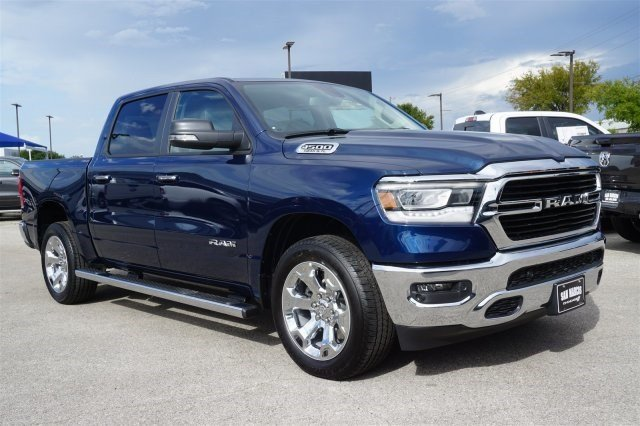2019 Ram 1500 Crew Cab 4x2,  Pickup #C90202 - photo 4