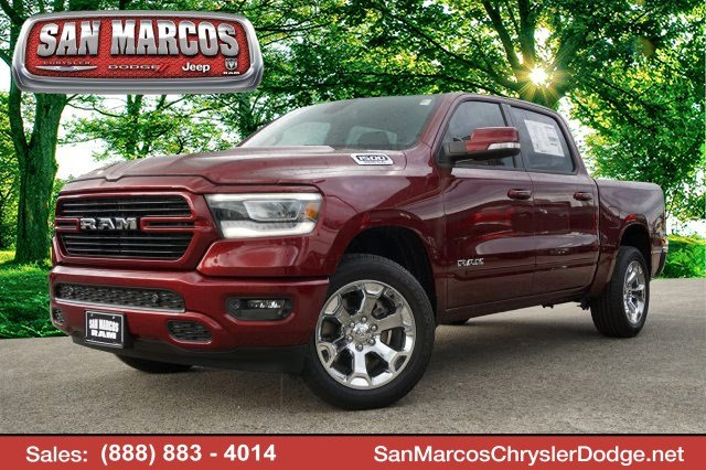 2019 Ram 1500 Crew Cab 4x4,  Pickup #C90203 - photo 1