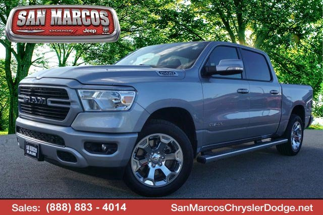 2019 Ram 1500 Crew Cab 4x4,  Pickup #C90230 - photo 1