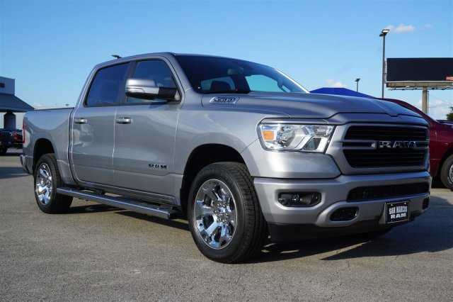 2019 Ram 1500 Crew Cab 4x4,  Pickup #C90230 - photo 4