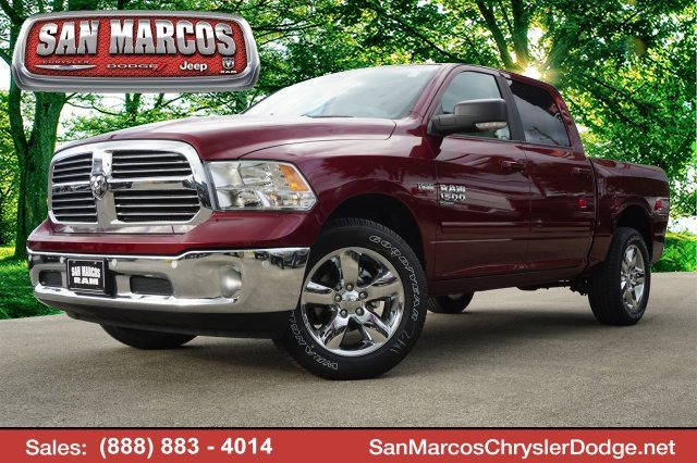 2019 Ram 1500 Crew Cab 4x4,  Pickup #C90250 - photo 1