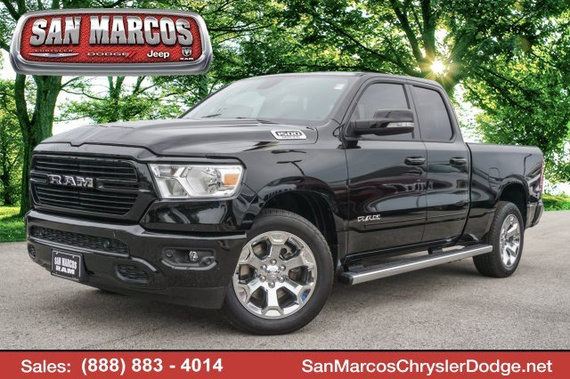 2019 Ram 1500 Quad Cab 4x2,  Pickup #C90252 - photo 1