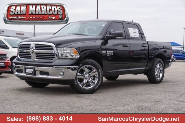 2019 Ram 1500 Crew Cab 4x2,  Pickup #C90327 - photo 1