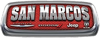 San Marcos Chrysler Dodge Jeep Ram logo