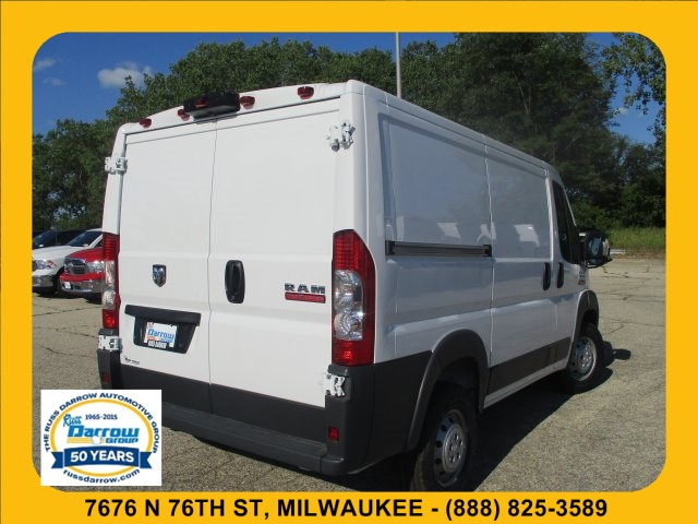 2017 ProMaster 1500 Low Roof Cargo Van #R17095 - photo 4