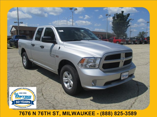 2017 Ram 1500 Quad Cab 4x4 Pickup #R17100 - photo 3