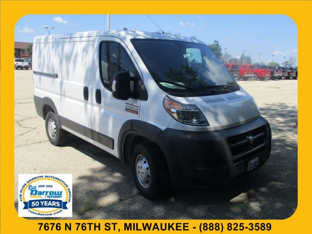 2017 ProMaster 1500 Low Roof Cargo Van #R17104 - photo 4