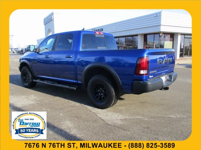 2017 Ram 1500 Crew Cab 4x4 Pickup #R17109 - photo 2
