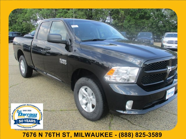2017 Ram 1500 Quad Cab 4x4 Pickup #R17117 - photo 3