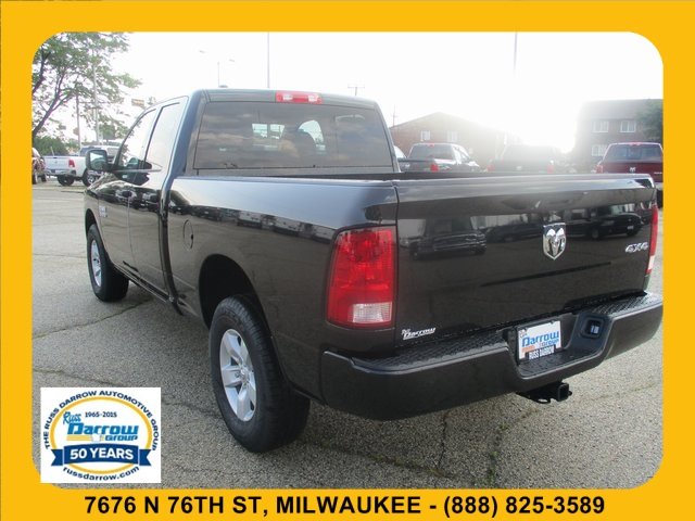 2017 Ram 1500 Quad Cab 4x4 Pickup #R17117 - photo 2
