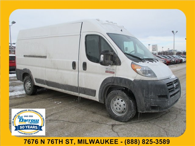 2018 ProMaster 3500 High Roof, Cargo Van #R18013 - photo 4