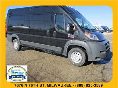 2018 ProMaster 3500 High Roof 4x2,  Empty Cargo Van #R18017 - photo 10