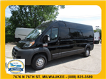 2018 ProMaster 3500 High Roof 4x2,  Empty Cargo Van #R18017 - photo 1