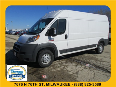 2018 ProMaster 3500 High Roof, Cargo Van #R18018 - photo 1