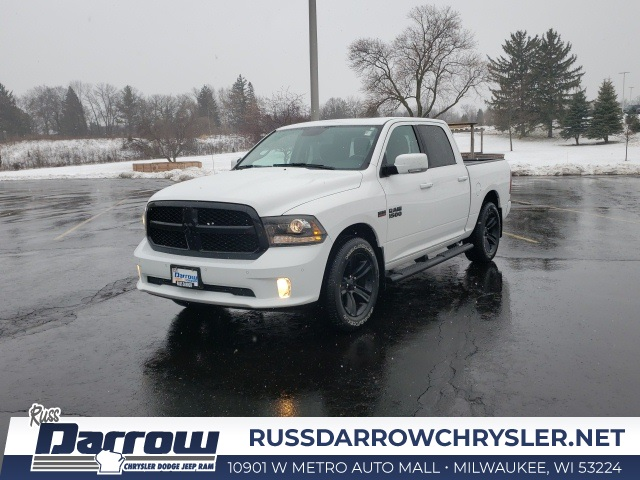 2018 Ram 1500 Crew Cab 4x4 Pickup #R18022 - photo 3