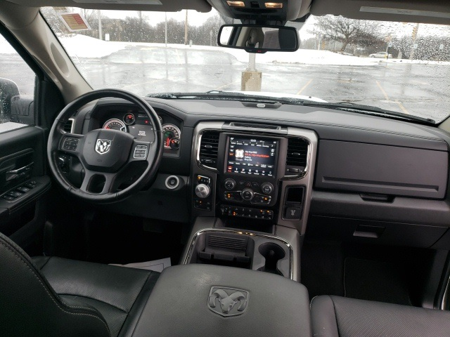 2018 Ram 1500 Crew Cab 4x4 Pickup #R18022 - photo 14