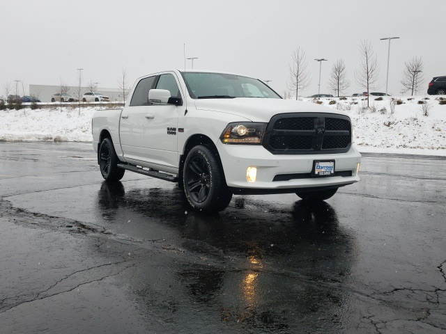 2018 Ram 1500 Crew Cab 4x4 Pickup #R18022 - photo 8
