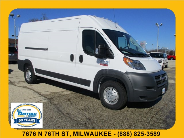 2018 ProMaster 2500 High Roof, Van Upfit #R18027 - photo 3