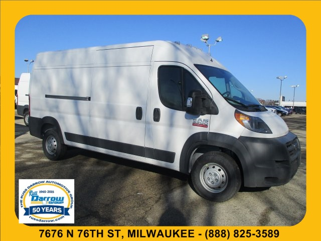 2018 ProMaster 3500 High Roof, Cargo Van #R18034 - photo 3