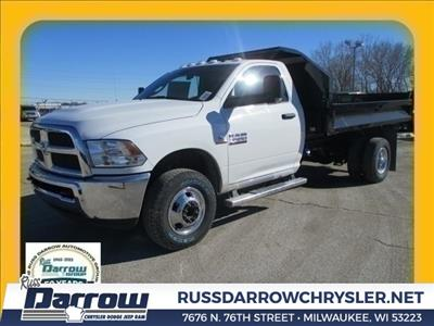 2018 Ram 3500 Regular Cab DRW 4x4,  Knapheide Drop Side Dump Body #R18047 - photo 1