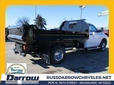 2018 Ram 3500 Regular Cab DRW 4x4,  Knapheide Drop Side Dump Body #R18047 - photo 4