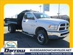 2018 Ram 3500 Regular Cab DRW 4x4,  Knapheide Drop Side Dump Body #R18047 - photo 3