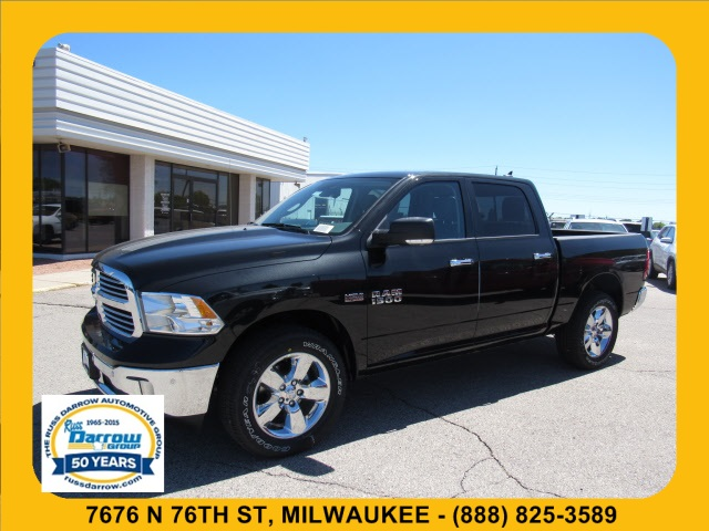 2018 Ram 1500 Crew Cab 4x4,  Pickup #R18074 - photo 1