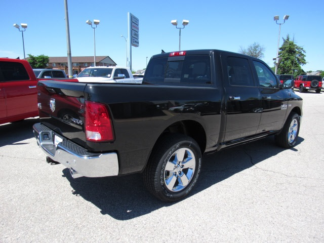 2018 Ram 1500 Crew Cab 4x4,  Pickup #R18074 - photo 2
