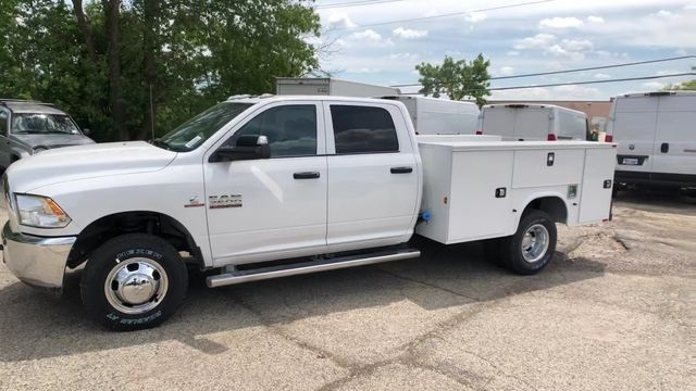2018 Ram 3500 Crew Cab DRW 4x4, Knapheide Steel Service Body #R18180 - photo 7