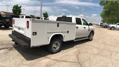 2018 Ram 3500 Crew Cab DRW 4x4, Knapheide Steel Service Body #R18180 - photo 2