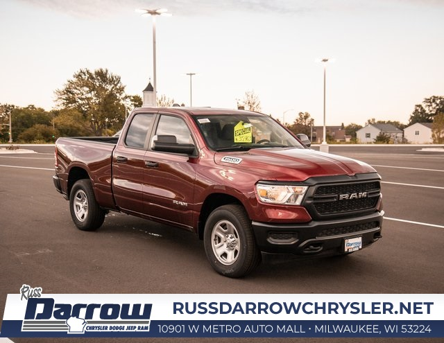 2019 Ram 1500 Quad Cab 4x4,  Pickup #R19027 - photo 2
