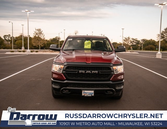 2019 Ram 1500 Quad Cab 4x4,  Pickup #R19027 - photo 4