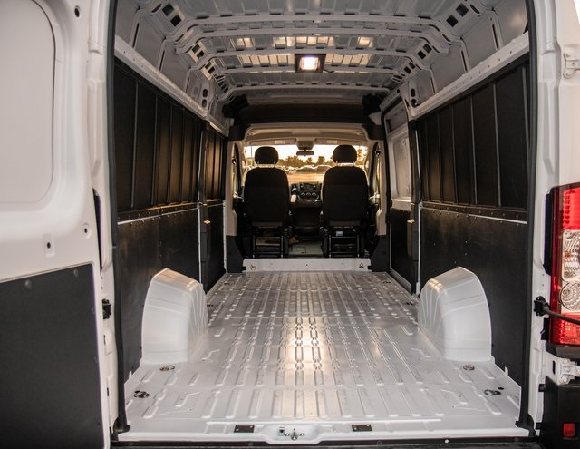 2019 ProMaster 3500 High Roof FWD, Empty Cargo Van #R19154 - photo 1