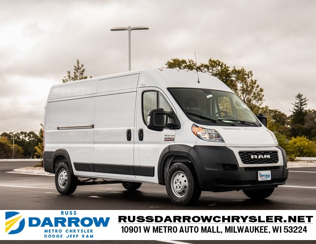 2019 ProMaster 2500 High Roof FWD, Empty Cargo Van #R19174 - photo 1