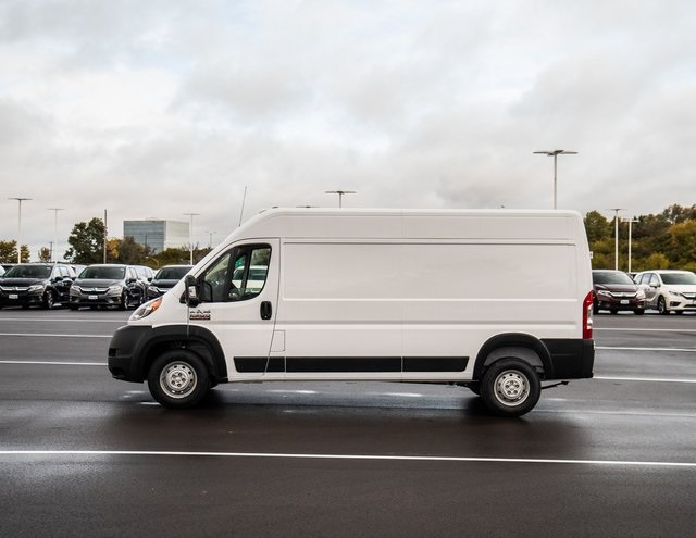 2019 Ram ProMaster 2500 High Roof FWD, Empty Cargo Van #R19201 - photo 8