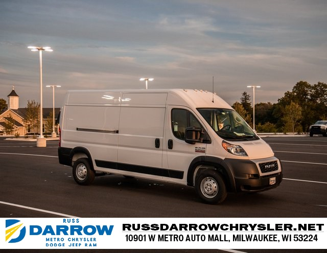 2019 Ram ProMaster 2500 High Roof FWD, Empty Cargo Van #R19205 - photo 5