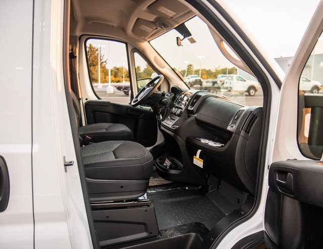 2019 Ram ProMaster 2500 High Roof FWD, Empty Cargo Van #R19205 - photo 12