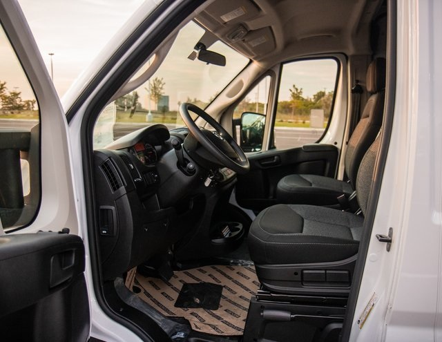 2019 Ram ProMaster 2500 High Roof FWD, Empty Cargo Van #R19205 - photo 17