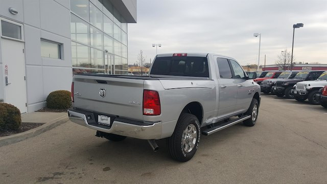 2017 Ram 2500 Crew Cab 4x4, Pickup #17-D8080 - photo 2