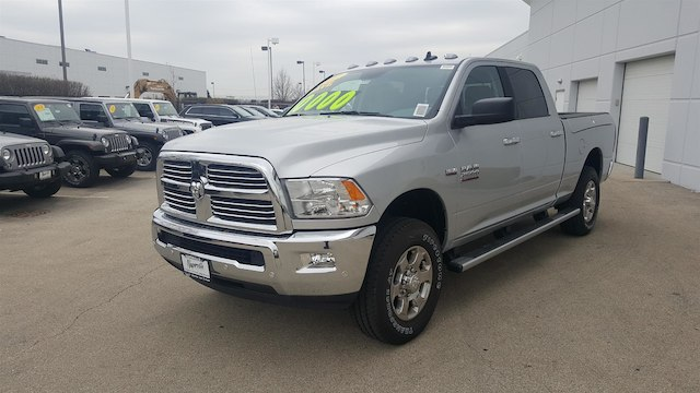 2017 Ram 2500 Crew Cab 4x4, Pickup #17-D8080 - photo 7