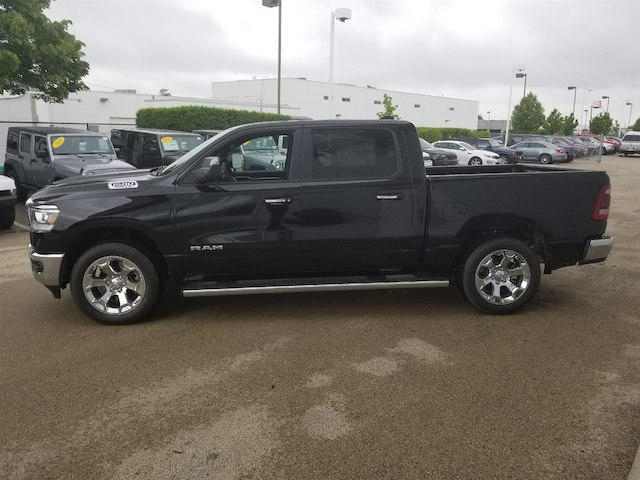 2019 Ram 1500 Crew Cab 4x4,  Pickup #19-D8003 - photo 5