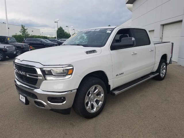 2019 Ram 1500 Crew Cab 4x4,  Pickup #19-D8006 - photo 4